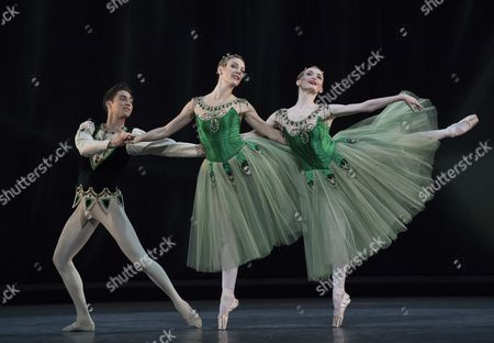 Editorial picture of 'Jewels' performed by the Royal Ballet at the Royal Opera House, London, UK - 30 Mar 2017