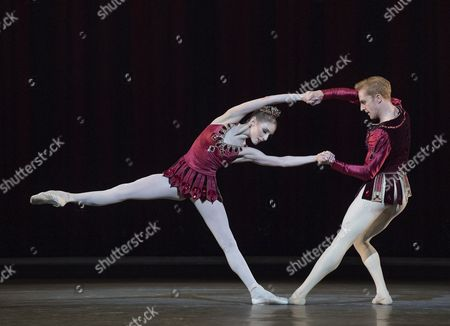 Rubies - Sarah Lamb and Steven McRae