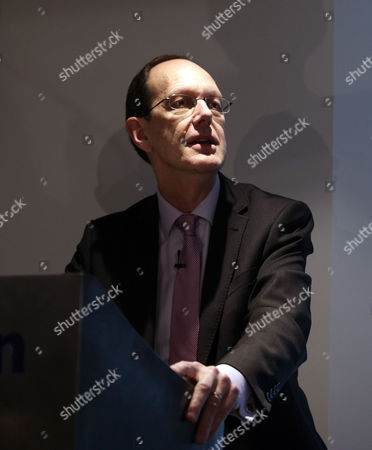 Stock Picture of John Cridland, Chair of Transport for the North, speaker