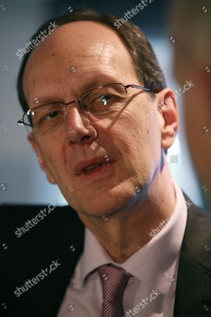 Stock Photo of John Cridland, Chair of Transport for the North, speaker
