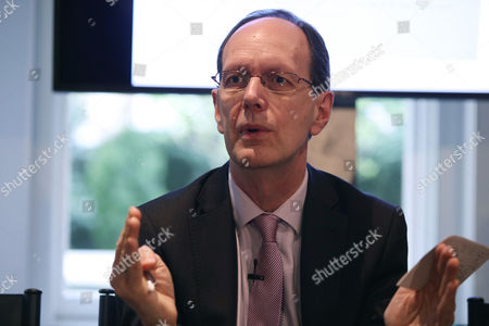 Stock Image of John Cridland, Chair of Transport for the North, speaker