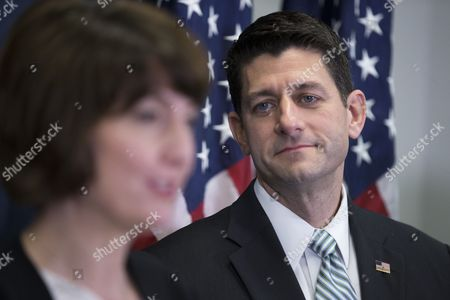Paul Ryan and Cathy McMorris Rodgers