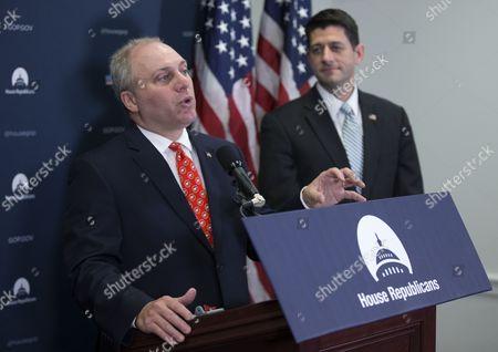 Steve Scalise and Paul Ryan