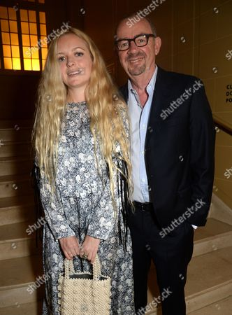 Hannah Weiland and Paul Weiland