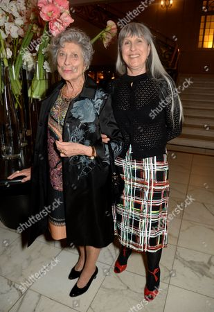 Stock Picture of Mrs B Joan Burstein and Caroline Burstein