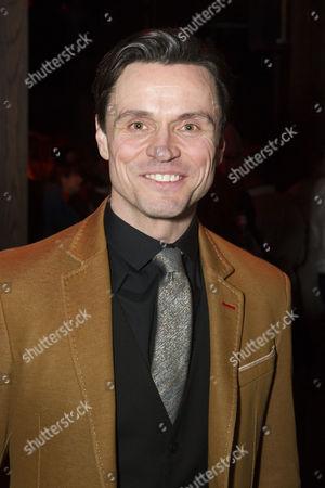 Norman Bowman (Pat Denning)
