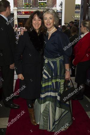 Stock Photo of Amy Rosenthal and Maureen Lipman