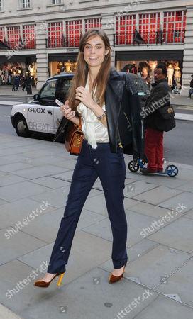 Stock Photo of Sophie Hulme