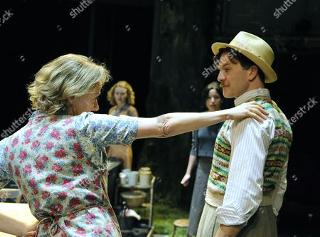 Niamh Cusack ( Maggie )  Simone Kirby ( Rose ) Andrea Corr ( Chris ) Jo Stone-Fewings ( Gerry )