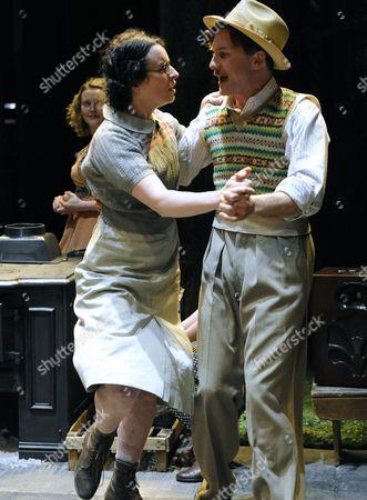 Susan Lynch ( Agnes ) Jo Stone-Fewings ( Gerry )