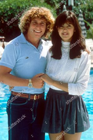 Willie Aames and Phoebe Cates