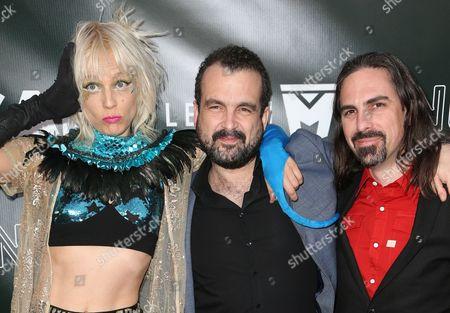 Kate Crash, Nacho Vigalondo, Bear McCreary