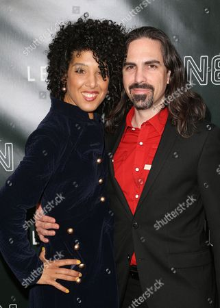 Bear McCreary and Raya Yarbrough