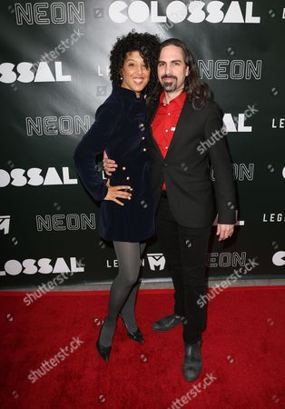 Stock Picture of Bear McCreary and Raya Yarbrough
