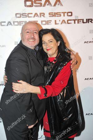 Oscar Sisto and Sylvana Lorenz