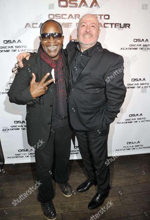 Oscar Sisto and Billy Obam