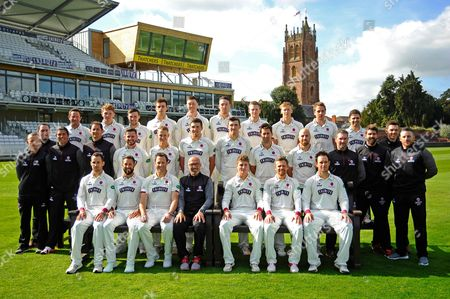 Editorial image of Somerset CCC PhotoCall 2017 - 05 Apr 2017