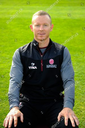 Editorial picture of Somerset CCC PhotoCall 2017 - 05 Apr 2017