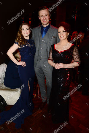 Clare Halse, Tom Lister and Sheena Easton