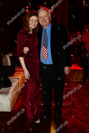 Michael Grade with his wife Francesca