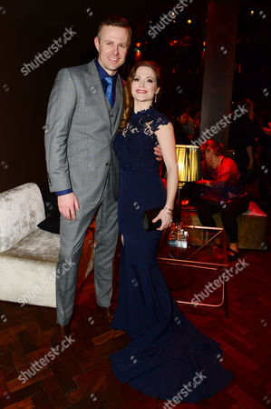 Tom Lister and Clare Halse