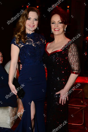 Sheena Easton and Clare Halse