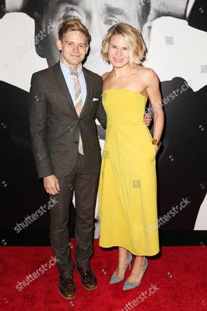 Andrew Keenan-Bolger and Celia Keenan Bolger