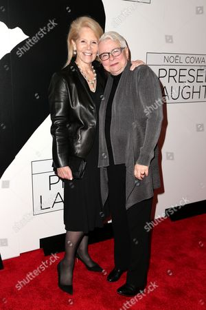 Daryl Roth and Paula Vogel