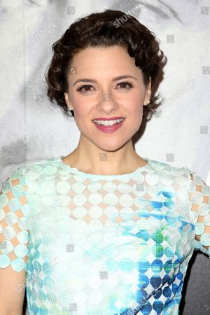 Editorial image of 'Present Laughter' Broadway play opening night, Arrivals, New York, USA - 05 Apr 2017