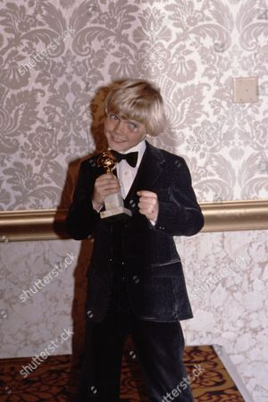 Ricky Schroeder. New Star of the Year-The Champ
