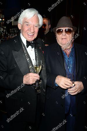 Bill Martin and Van Morrison