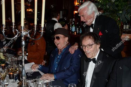 Stock Photo of Van Morrison, Bill Martin and Don Black
