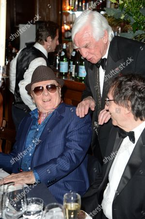 Editorial image of Society of Distinguished Songwriters Spring dinner, Tramp, London, UK - 05 Apr 2017