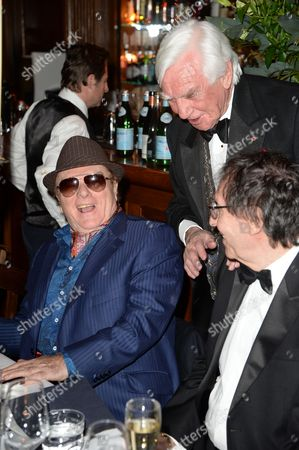 Stock Picture of Van Morrison, Bill Martin and Don Black