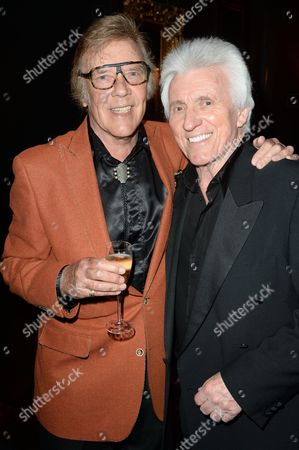 Marty Wilde and Bruce Welch