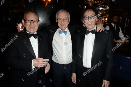 Guests and Don Black
