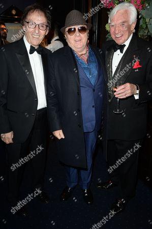 Don Black, Van Morrison and Bill Martin