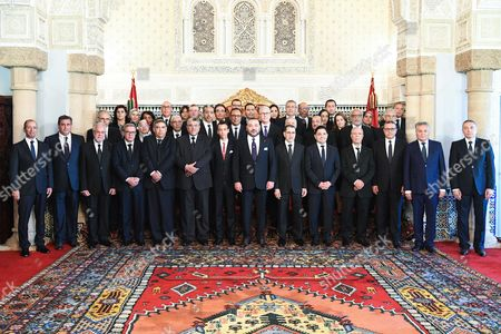 Editorial photo of Politics Government, Rabat, Morocco - 05 Apr 2017