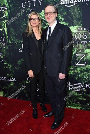 Alexandra Dickson and James Gray