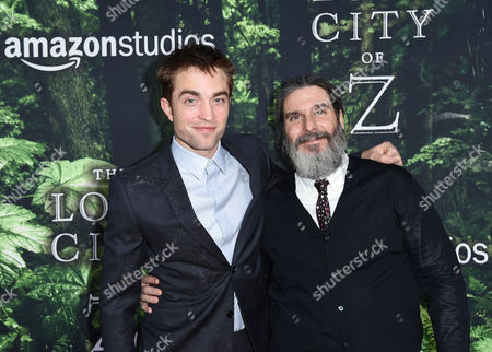 Editorial image of 'The Lost City of Z' film premiere, Arrivals, Los Angeles, USA - 05 Apr 2017