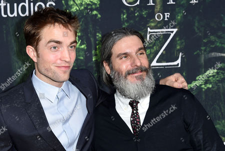 Editorial photo of 'The Lost City of Z' film premiere, Arrivals, Los Angeles, USA - 05 Apr 2017