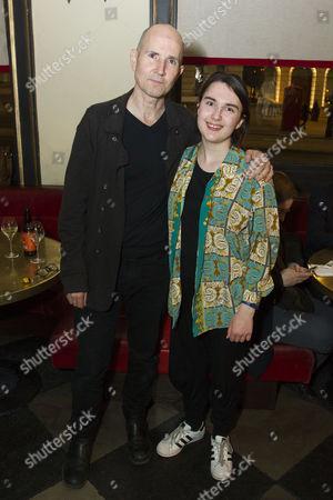 Ian Rickson (Director) and Eden Rickson