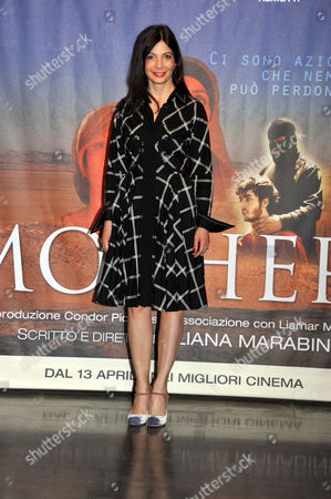 Editorial picture of 'Mothers' photocall, Rome, Italy - 05 Apr 2017