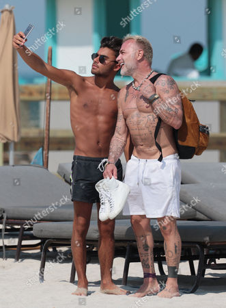 Stock Picture of Gianluca Vacchi
