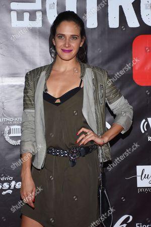 Stock Photo of Camila Selser