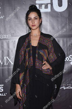 Stock Image of Ximena Romo