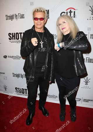 Editorial photo of 'SHOT! The Psycho Spiritual Mantra of Rock' film premiere, Los Angeles, USA - 04 Apr 2017