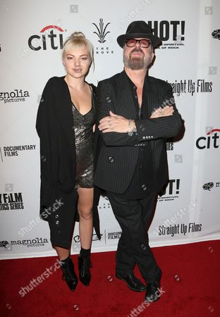 Editorial picture of 'SHOT! The Psycho Spiritual Mantra of Rock' film premiere, Los Angeles, USA - 04 Apr 2017