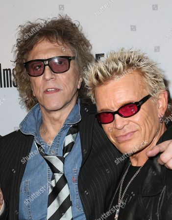 Mick Rock, Billy Idol