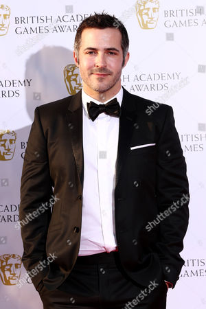 Editorial picture of British Academy Games Awards, Arrivals, London, UK - 06 Apr 2017